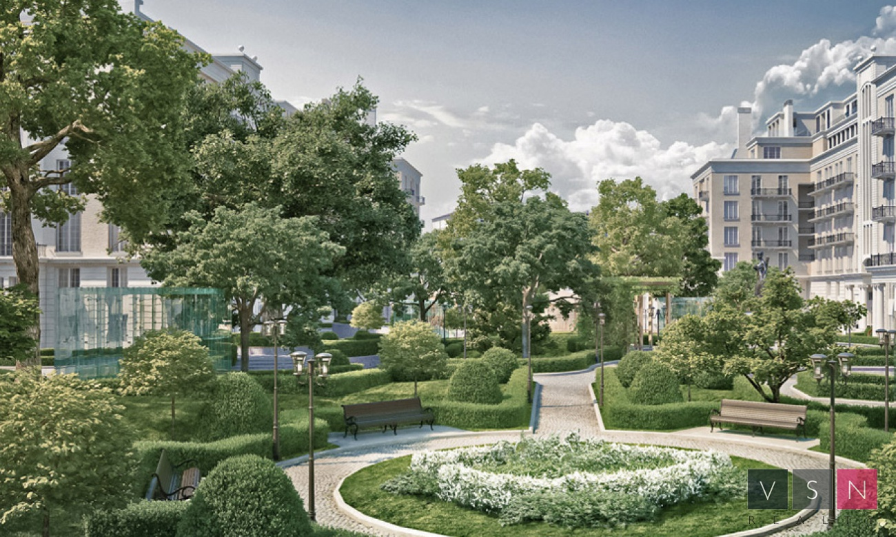 ЖК Knightsbridge Private Park (Найтбридж приват парк)