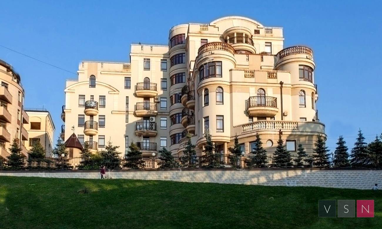 Коммерческая недвижимость Ростовский 7-й переулок аренда офисов в нижним новгороде